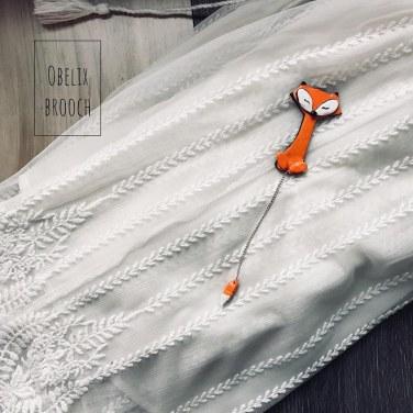 Obelix broš