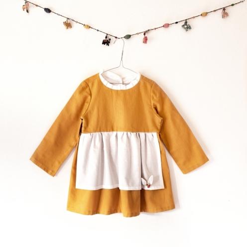 oljaidevetpaunica-yellowdress
